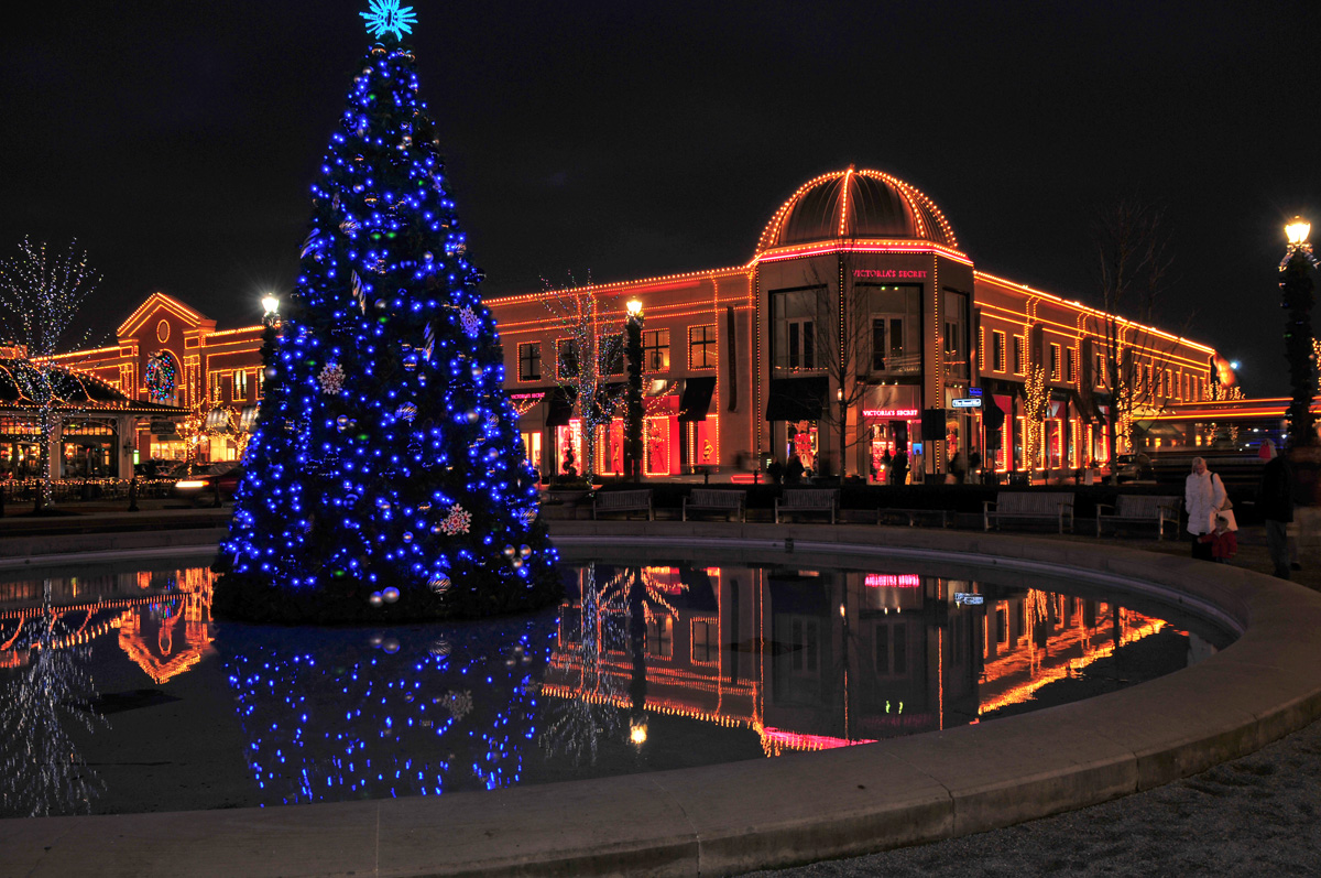 Columbus Zoo Lights Private Tour