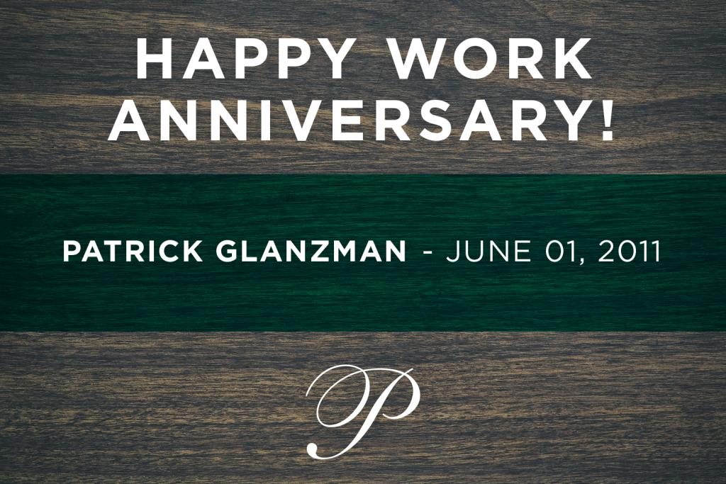 June Work Anniversaries