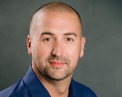 CEO Joshua A. Hill Headshot.