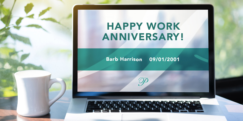 September 2018 work anniversaries