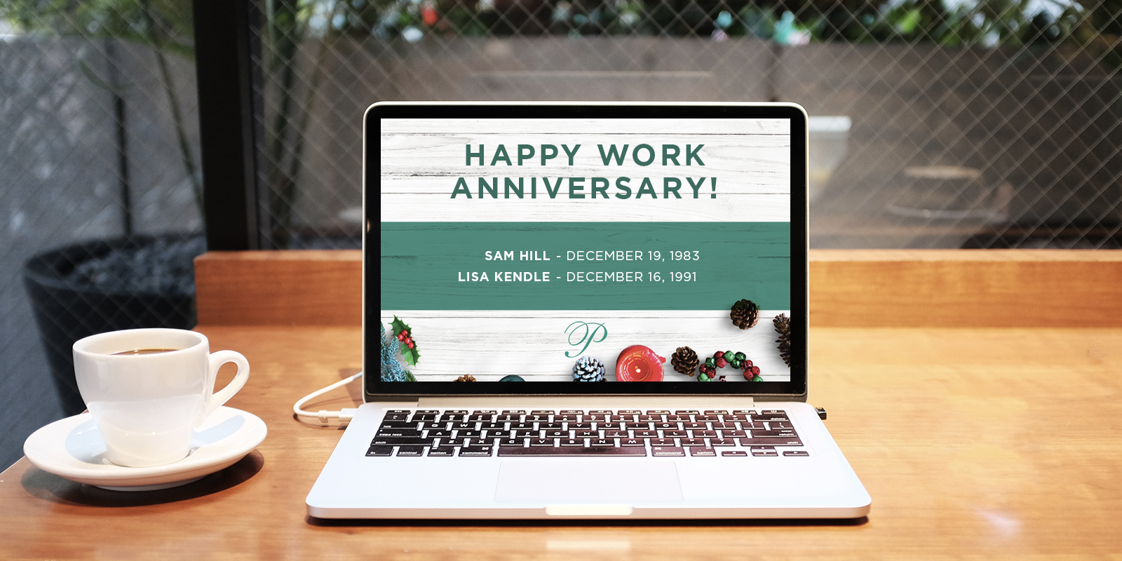 December 2018 Work Anniversaries