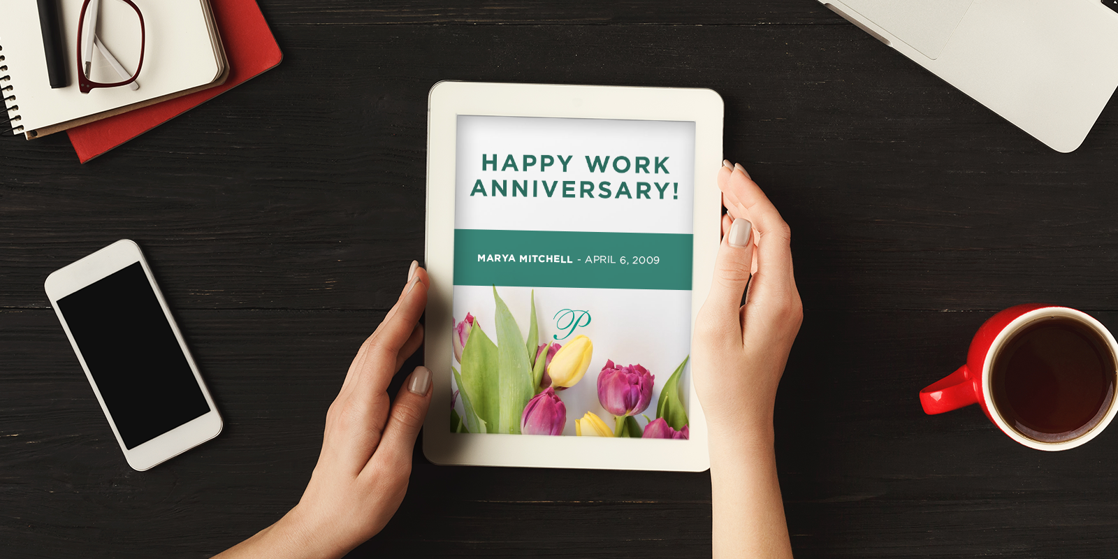 April 2019 Work Anniversary