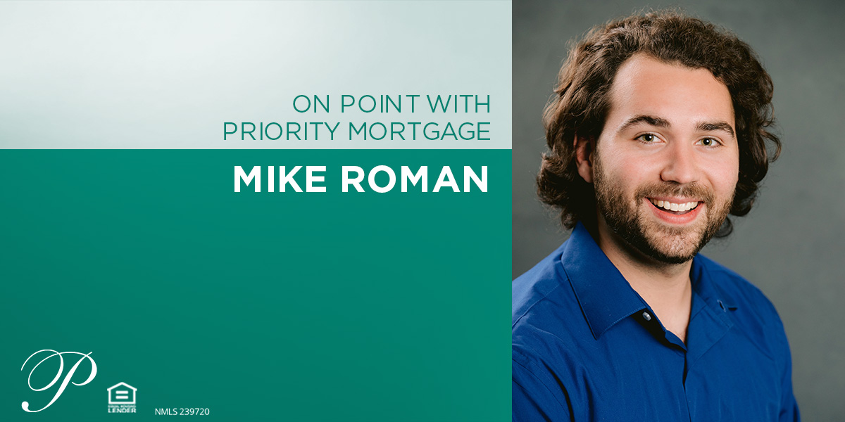 Mike Roman headshot.