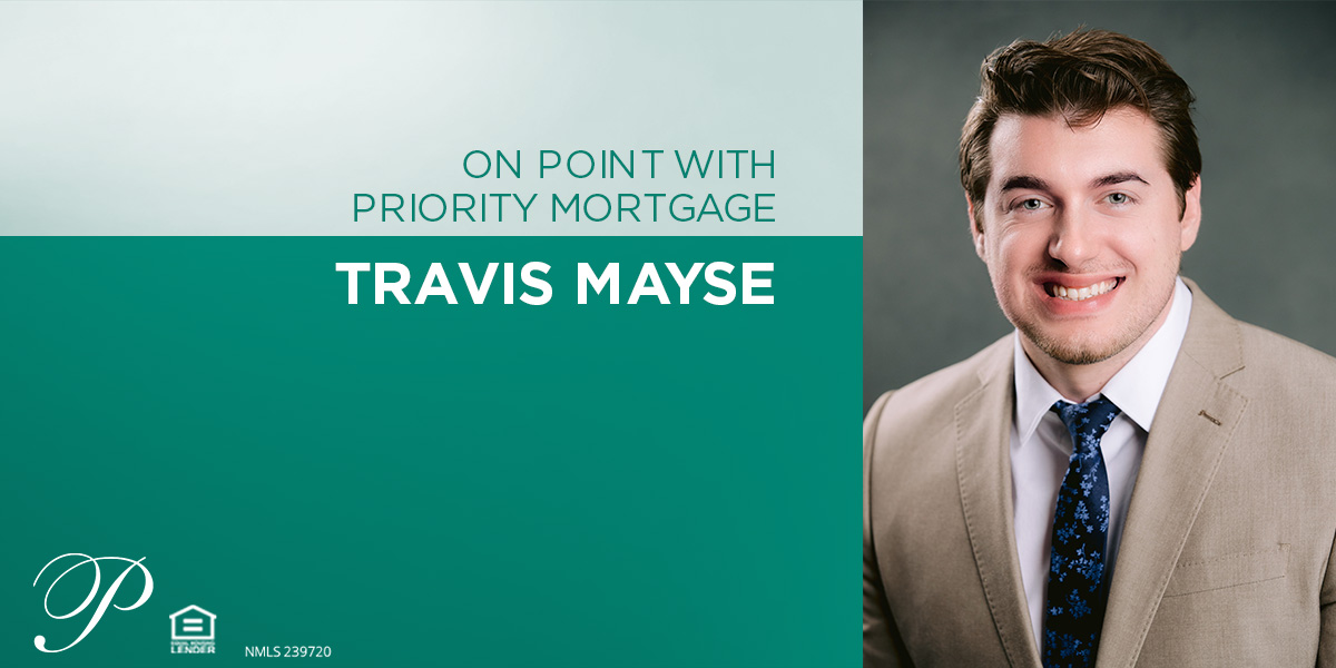 Travis Mayse headshot graphic.