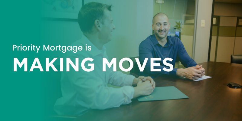 Priority Mortgage Making Moves