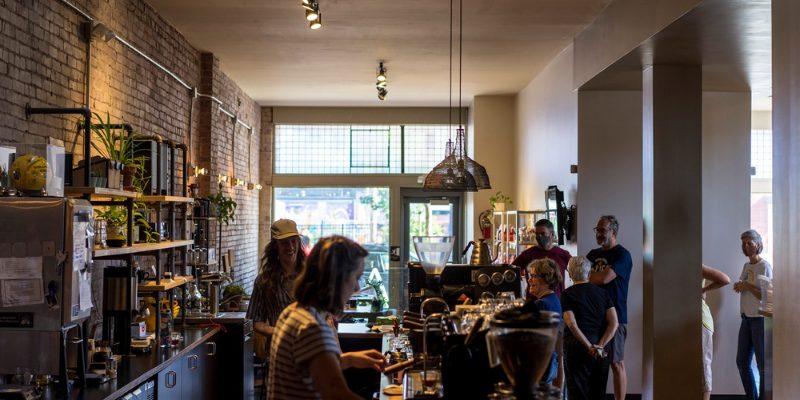 Coffee Shop Central Ohio Brioso