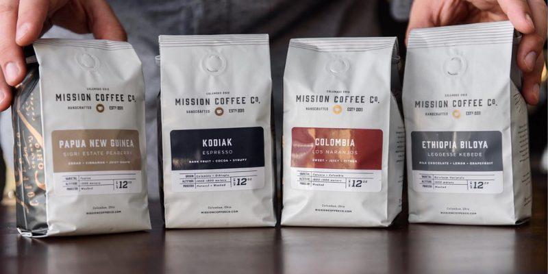 Mission Coffee Columbus Ohio