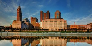 Columbus, Ohio, one of the top 10 housing markets.