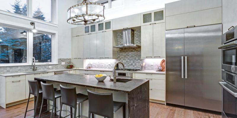 Kitchen Appliance Upgrade