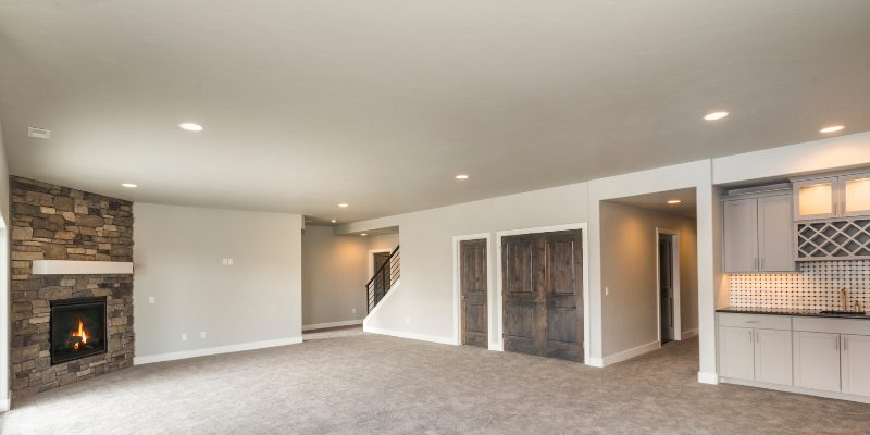 Basement Home Upgrade